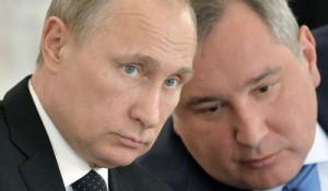 Rogozin and Putin