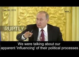 "Putin laughs at US intel – ""I read all of your instructions!"""