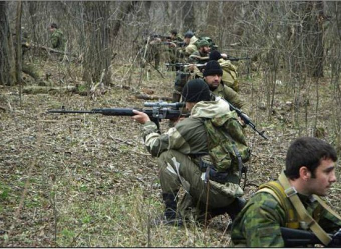 """Putin sends """"Chechen"""" special operation forces to Syria"""