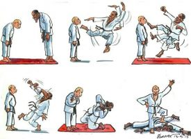 International martial arts :-)