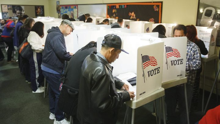 Voting in the USA 1