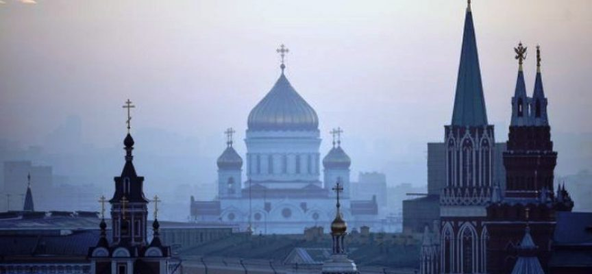 Archpriest Andrei Tkachev's Sermon on Demonization of Russia