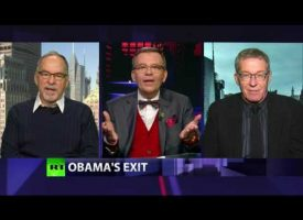 CrossTalk: Obama's Exit