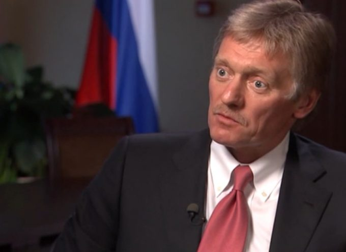 Full Interview With Kremlin Spokesman Dmitry Peskov