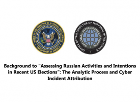 "The real significance of the ODNI report on ""Russia's election election interfering"""