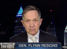 Kucinich Pins Flynn Leak on Intel Community, Warns of Another Cold War