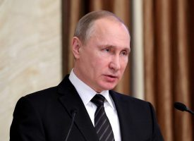 Vladimir Putin's statement at the annual meeting of the FSB