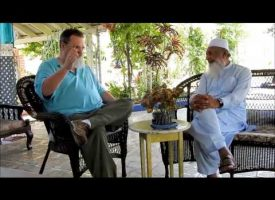 Sheikh Imran Hosein interviews the Saker