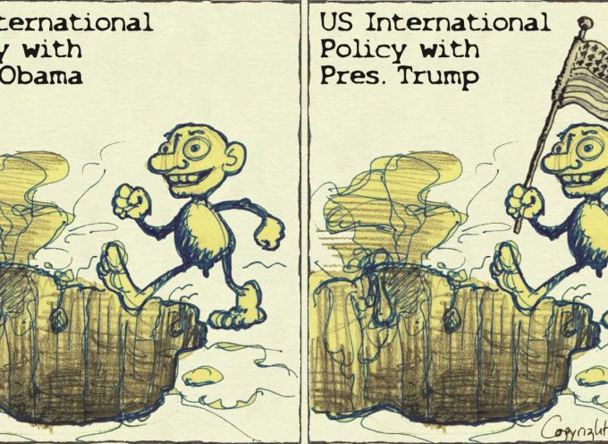 US foreign policy: the more it changes, the more it remains the same…