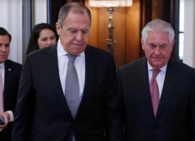 Full text of the Lavrov – Tillerson press conference