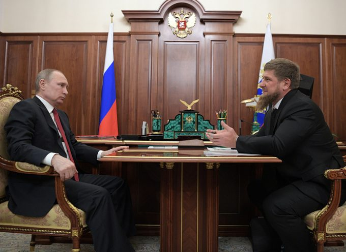 Ramzan Kadyrov on Western Intelligence services provocations