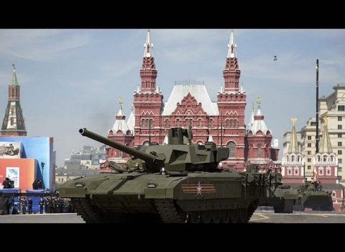 Victory Day Parade in Moscow (original Russian language version)