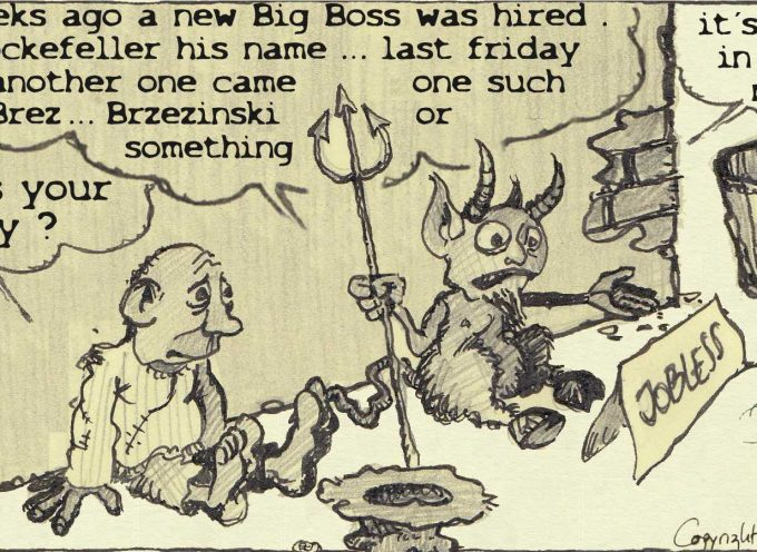 New management in hell