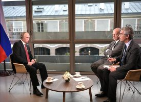 Vladimir Putin's interview with Le Figaro