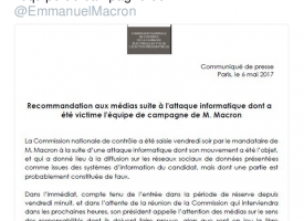 Freedom of information, French style
