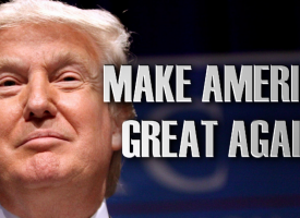 Making America great… again?