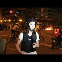 Abby Martin: World Ignores Opposition Violence at Venezuela Protests