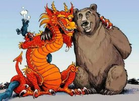 Putin and Xi Press statements following Russian-Chinese talks