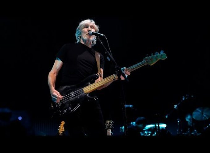 'We're living in 1984' – Roger Waters