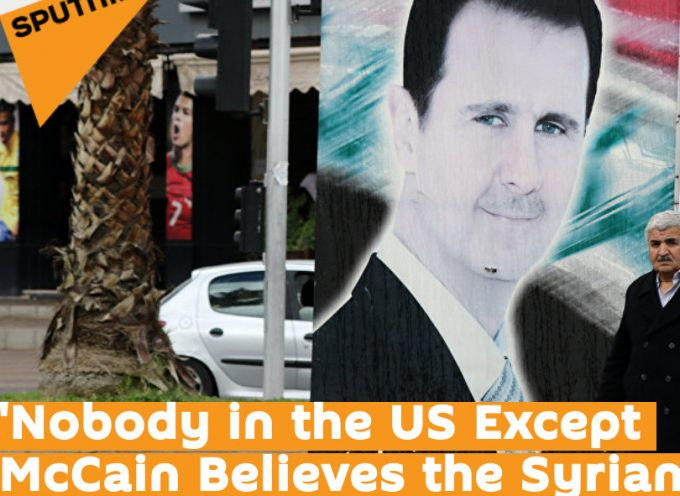 Sputnik interviews The Saker on Syria