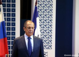 Foreign Minister Sergey Lavrov's speech at MGIMO