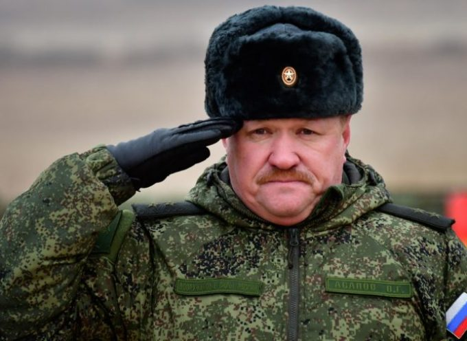 General Asapov died because as a Russian officer he led from the front (with Saker commentary)
