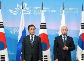 Putin and Moon Jae-in on Russia, the Republic of Korea and the DPRK relations