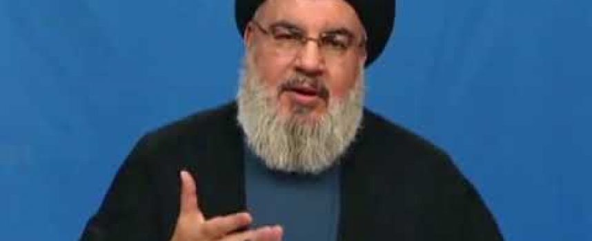 Hassan Nasrallah: are Saudi Arabia and Israel preparing a war against Hezbollah?