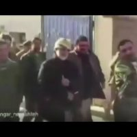 Iranian Revolutionary Guards Corp Quds Force Commander General Soleimani in Syria