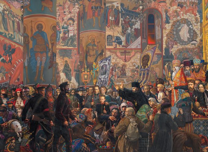 Message to the Saker Community about Great October Socialist Revolution
