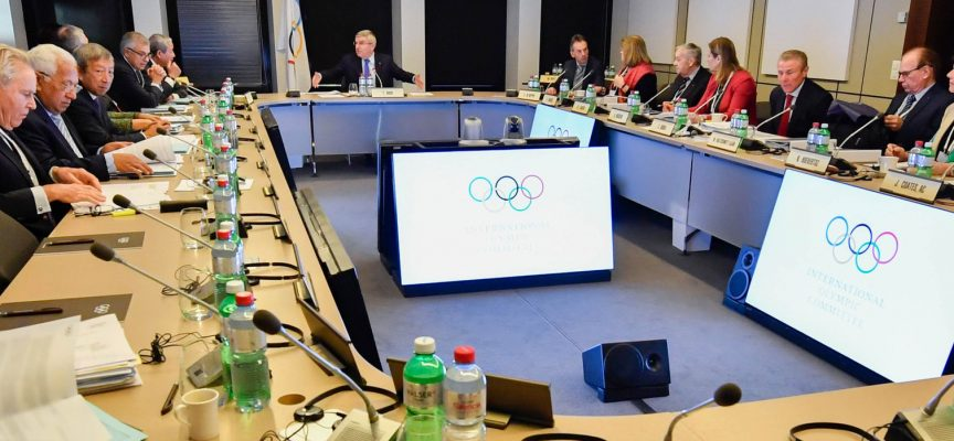 A commentary on the expulsion of Russia from the Olympics