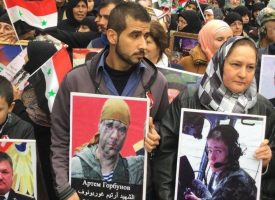 Saker Man of the Year 2018: all those who gave their lives for Syria