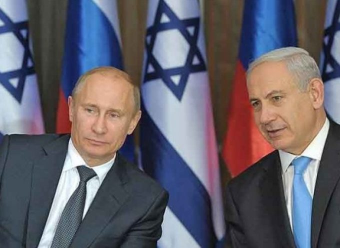 "Why is Putin ""allowing"" Israel to bomb Syria?"