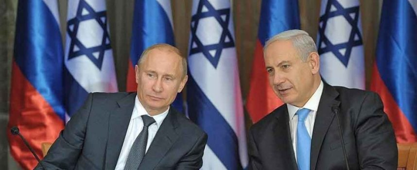"""Why is Putin """"allowing"""" Israel to bomb Syria?"""