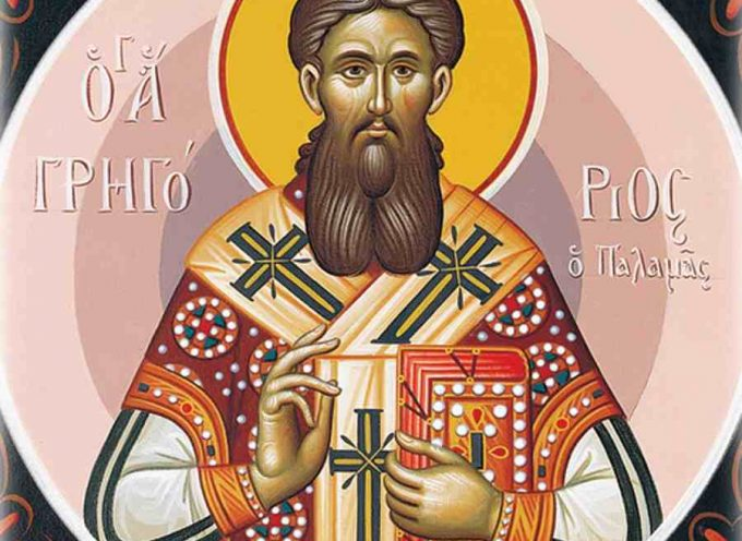 St Gregory Palamas: Homily on the Holy Nativity