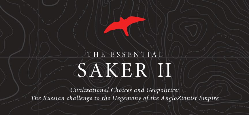 The Essential Saker II – Now Available