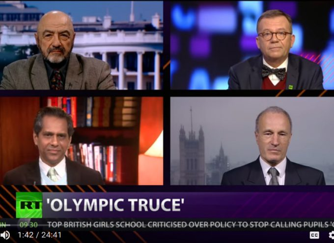 A truly excellent CrossTalk on North Korea