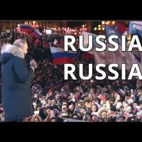 BREAKING: Putin Speaks From The Red Square After Presidential Election Results Announced
