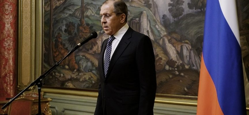 Lavrov about Russia's retaliation against the expulsion of Russian diplomats