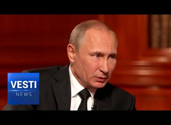 """Putin"" – the Documentary Sure to Change Everything You Thought You Knew About Russia's President"