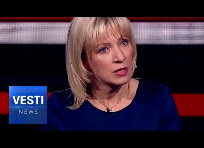 """We're Not Going to Participate in the Madness"" – Zakharova Says RF Will Retaliate, But Keep it Sane"