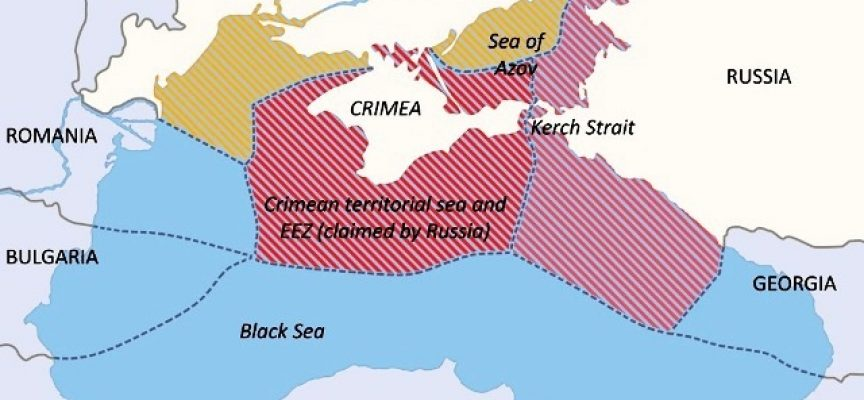 Ukraine v. Russia: Passage through Kerch Strait and the Sea of Azov