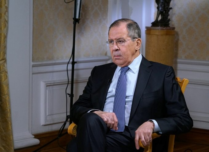 Interview of the Foreign Minister of Russia with BBC