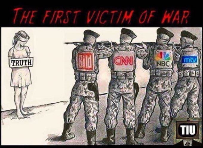 How the truth is murdered by the media