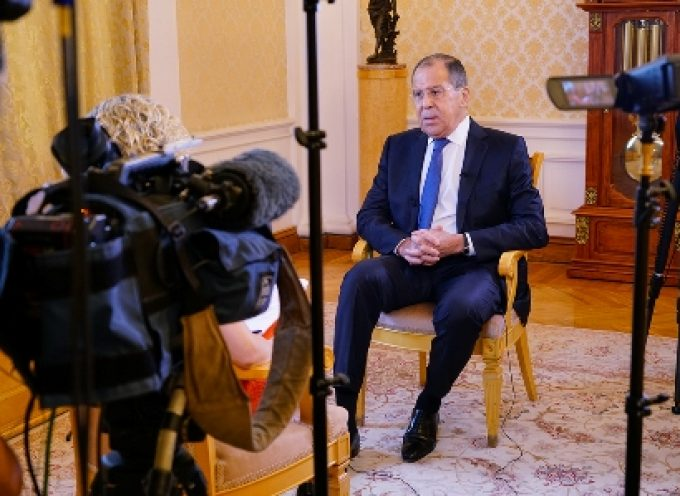 Foreign Minister S.Lavrov's interview with Channel 4, Moscow, June 29, 2018