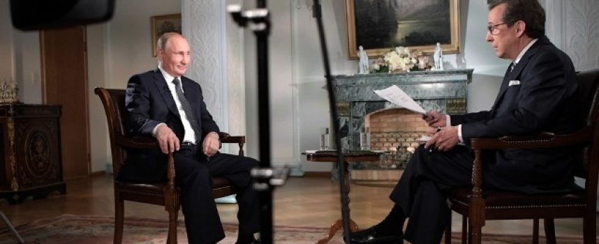 Russian President Vladimir Putin interview to FOX News