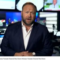 About the Alex Jones & Infowars ban by US corporate giants