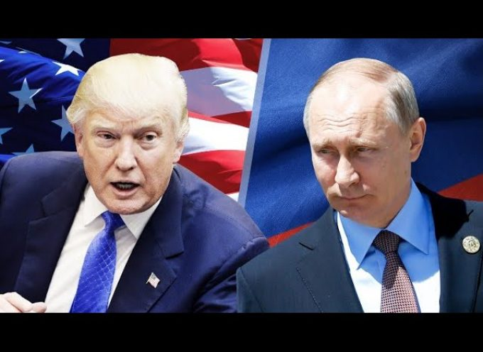 The US Sanctions – Hit Trump, so That Russia Is Afraid by Ruslan Ostashko