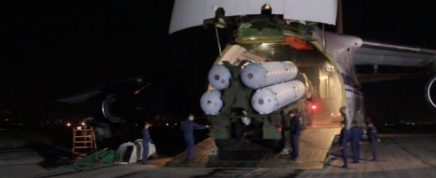 S-300s and other military hardware for Syria