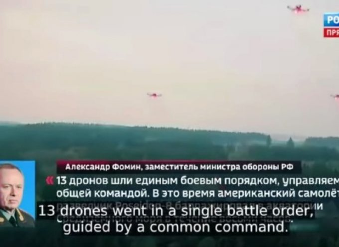 American Drones ATTACKED Russian Base in Syria! Pentagon Treachery Knows No Bounds
